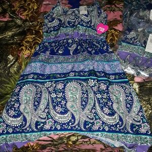 Mommy an Me dresses but more so kids size